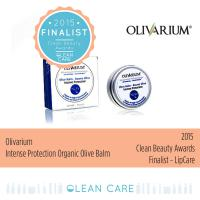 Olivarium Finalist at the Clean Beauty Awards 2015